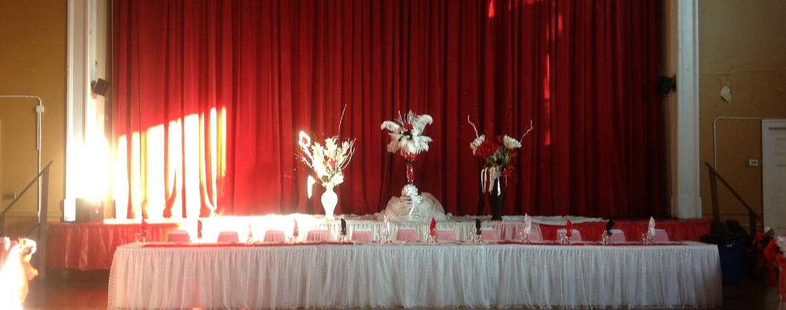 Banquet Stage